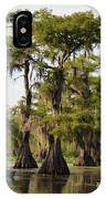 Paddling In The Bayou IPhone Case