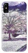 Paint Garden IPhone Case