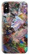 Paint Number 42-c IPhone Case