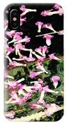 Paintbrush In A Creek IPhone Case