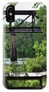 Painted Congaree Four IPhone Case