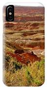 Painted Desert Panorama IPhone Case