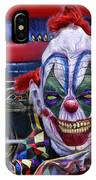 Painted Face IPhone Case