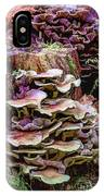 Painted Mushrooms IPhone Case