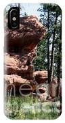 Painted Rock 2 IPhone Case