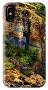 Painted Rock - Flathead Lake IPhone Case