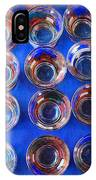 Painted Shot Glasses IPhone Case