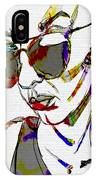 Painted Sunglasses IPhone Case