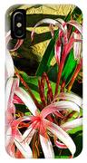 Painterly Effects IPhone Case