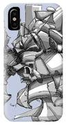 Painting 156 IPhone Case