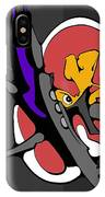Painting 292 IPhone Case