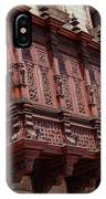 Palace Balcony IPhone Case