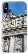 Palacio Real IPhone Case
