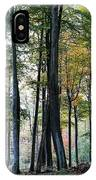 Palatine Forest IPhone Case