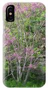 Pale Pink Spring IPhone Case