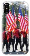 Palenville Fire Department 3 IPhone Case