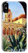 Palermo Italy IPhone Case