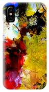 Palette Abstract Square IPhone Case