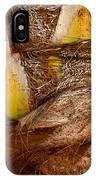 Palm Bark IPhone Case