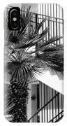 Palm Chevron Palm Springs IPhone Case