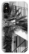 Palm Chevron Palm Springs IPhone Case