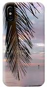 Palm Courtain II IPhone Case