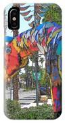 Palm Desert Coda IPhone Case