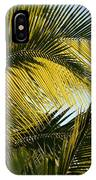 Palm Detail IPhone Case