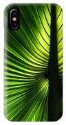 Palm Frond IPhone Case