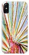 Palm Frond Lines IPhone Case