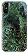 Palm Fronds IPhone Case