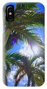 Palm Gazing IPhone Case
