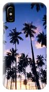 Palm Grove IPhone Case