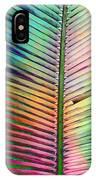 Palm Leaf Art IPhone Case