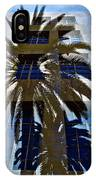 Palm Mural IPhone Case