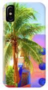 Palm Of Miami IPhone Case