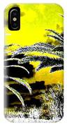 Palm Paradise   IPhone Case