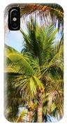 Palm Portrait IPhone Case