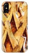 Palm Tree Bark IPhone Case
