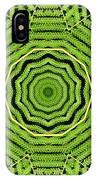Palm Tree Kaleidoscope Abstract IPhone Case