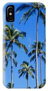 Palm Tree Panorama IPhone Case