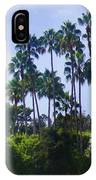 Palm Trees. My Beautiful California IPhone Case