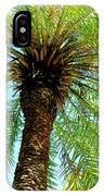 Palm Upview IPhone Case