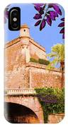 Palma De Majorca Old City Walls IPhone Case