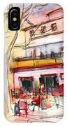 Palma De Mallorca 01 IPhone Case