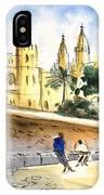 Palma De Mallorca Cathedral IPhone Case
