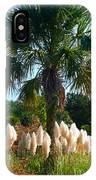 Palmetto Tree  IPhone Case