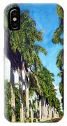 Palms IPhone Case