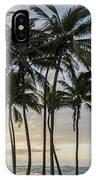 Palms Of Kauai IPhone Case