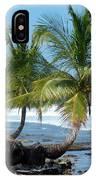 Palms On Ocean IPhone Case